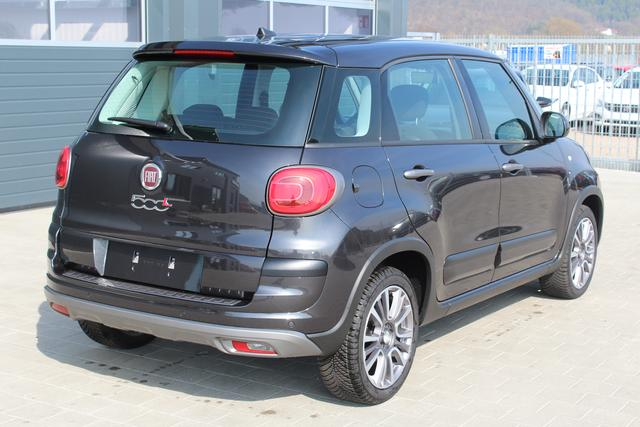 Fiat 500L Cross - 1.4i 95 PS Retro Styling-Klimaanlage-Teilleder-DAB-Radio Uconnect-SHZG-PDC-MFL-TOP Aktion Sofort