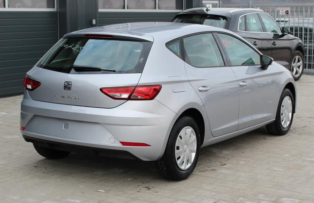Seat Leon      1.0 TSI 86 PS Reference-Climatronic-Winterpaket-MFL-Bluetooth-Sommeraktion!!