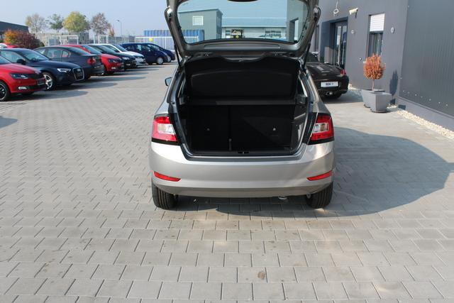 Skoda Fabia Facelift !! 1.0 TSI 95 PS Ambition-5 Jahre Garantie-Klima-Frontassistent-SHZG-TOP Aktion Sofort