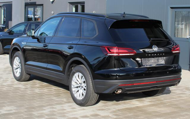 Volkswagen Touareg - V6 3.0 TDI 231 PS 4x4 Automatik Style-AHK-LED Scheinwerfer-Navi-Frontassistent-PDC-TOP Aktion