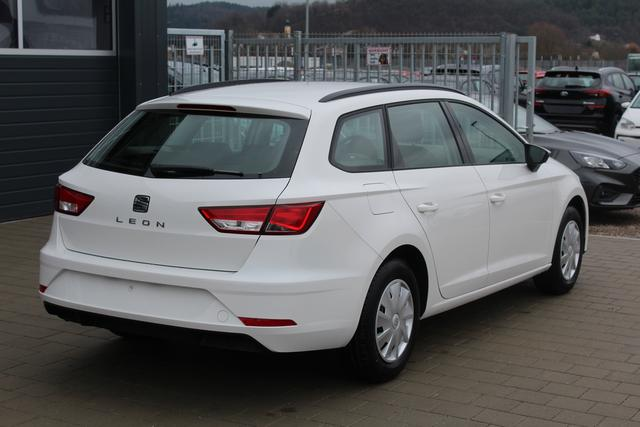 Lagerfahrzeug Seat Leon ST - 1.0 TSI 86 PS Reference-Climatronic-Winterpaket-MFL-Bluetooth-TOP Aktion Sofort