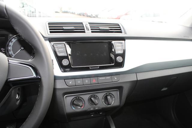 Skoda Fabia Combi Ambition Plus 1.0 TSI 95 PS-5JahreGarantie-SHZ-Klima-Bluetooth-NSW-Sofort