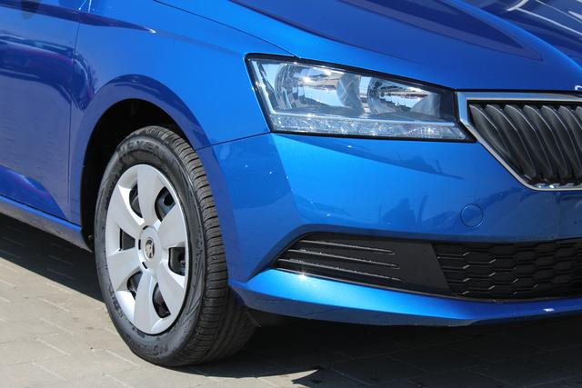 Skoda Fabia Combi - Ambition Plus 1.0 TSI 95 PS-5JahreGarantie-SHZ-Klima-Bluetooth-NSW-Sofort