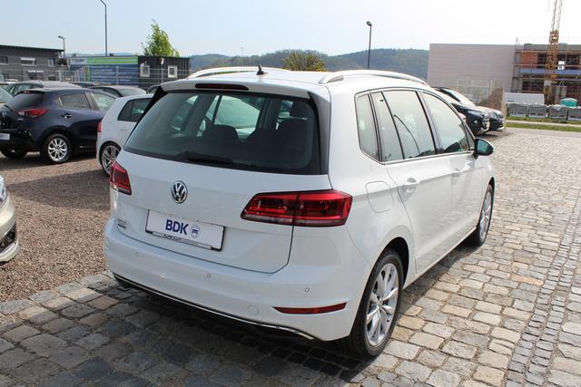 Volkswagen Golf Sportsvan - Facelift !! 1.5 TSI 130 PS DSG Marathon Edition-5 Jahre Garantie-LED Scheinwerfer-Navi-Front Assistent--uvm.-TOP AKTION Sofort