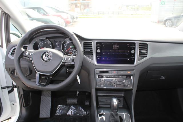 "Volkswagen Golf Sportsvan Maraton 1.5 TSI DSG 130 PS-5JahreGarantie-Navi-2xPDC-VollLED-17""Alu-Sofort"