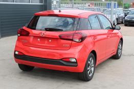 i20 - Facelift!! 1.2i 75 PS GO-Klimaanlage-MFL-Bluetooth-Berganfahrhilfe-Alu-TOP Aktion Sofort