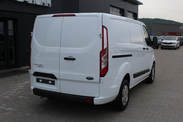 Ford Transit Custom - 2.0 EcoBlue 105 PS 3-Sitzer-Klima-Einparkhilfe-Frontscheibenheizung-Bluetooth-TOP Aktion Sofort