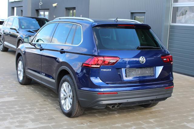Volkswagen Tiguan - 1.5 TSI 150 PS DSG Maraton Edition-5 Jahre Garantie-LED Scheinwerfer-Navi-Frontassistent-Kamera-Climatronic-Sofort