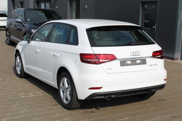 Audi A3 Sportback - Neues Modell !! 1.0 TFSI 116 PS-4 Jahre Garantie-Bi Xenon-Climatronic-PDC-MFL-SHZG-TOP Aktion Sofort
