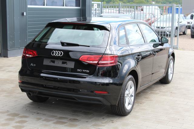 Audi A3 Sportback - Neues Modell !! 30 TFSI 116 PS S-tronic-4 Jahre Garantie-Bi Xenon-Climatronic-PDC-MFL-SHZG-TOP Aktion Sofort