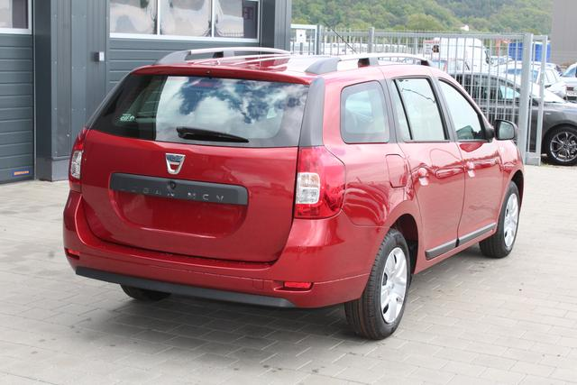Dacia Logan MCV - 1.0 SCe 73 PS Comfort-Klimaanlage-Bluetooth-Dachreling-MFL-Radio mit USB-TOP Aktion Sofort