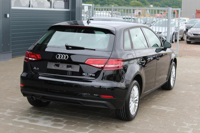 Audi A3 Sportback - Neues Modell !! 1.0 TFSI 116 PS-5 Jahre Garantie-Bi Xenon-Navi-Climatronic-PDC-MFL-SHZG-TOP Aktion Sofort