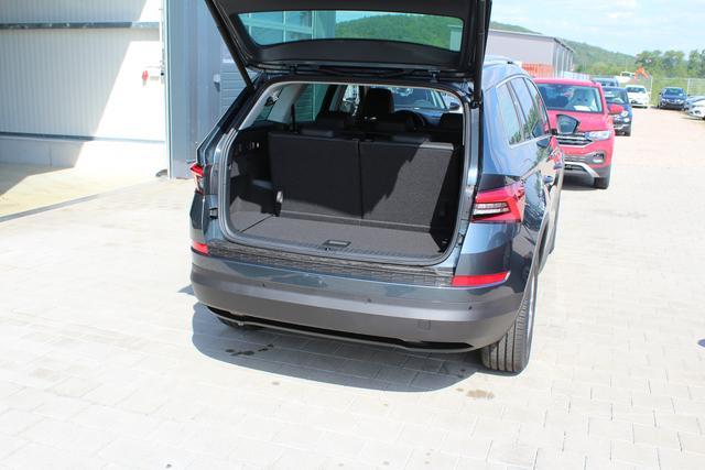 Skoda Kodiaq 2.0 TSI 190 PS DSG 4x4 Style-7Sitze-VollLED-Canton-el.Heckklappe-Navi-Kamera-Sofort-AKTION