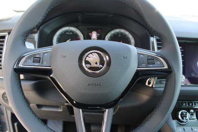 Skoda Kodiaq 2.0 TSI 190 PS DSG 4x4 Style-7 Sitze-Voll LED-Canton-el.Heckklappe-Navi-Kamera-Sofort