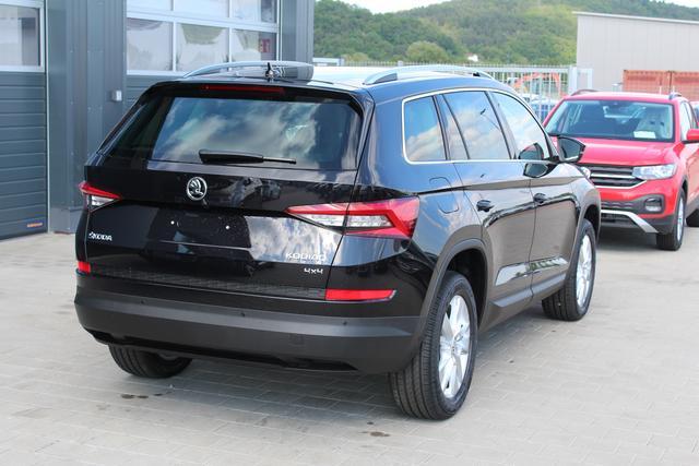 Neuwagen Grosshändler SKODA Kodiaq - 2.0 TSI 190 PS DSG 4x4 Style-7 Sitze-Voll LED-Canton-el.Heckklappe-Navi-Kamera-Sofort