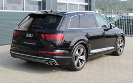 SQ7 - 4.0 TDI 435 PS quattro tiptronic-Garantie Jahre-LED-Leder-Panoramadach-Keyless-Kamera u.v.m.-TOP Sofort