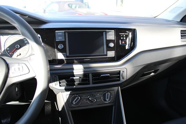 Volkswagen Polo 1.0 TSI 95 PS-Comfortline-Klima-Front Assistent-MFL-Speed Limiter-TOP AKTION Sofort