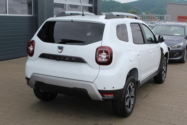 Dacia Duster - 1.6 SCe 115 PS 4x4-Navi-Rückfahrkamera-Sitzheizung-Klimaauto-Sofort