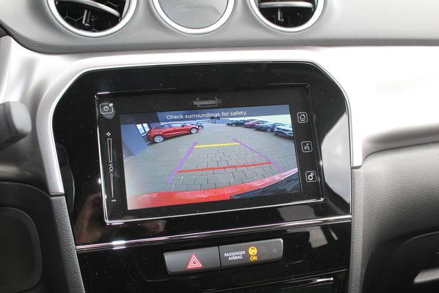Suzuki Vitara 1.4 BoosterJet 140 PS GL+-Klimaautomatik-Rückfahrkamera-Bluetooth-Alarmanlage-Sofort