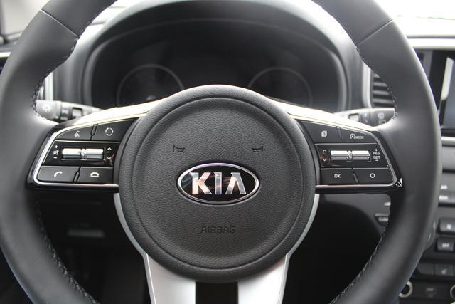 Kia Sportage 1.6 T-GDI 177 PS Allrad Exclusive-Voll LED-Navi-Kamera-Spurhalteassistent-Fernlichtassistent-Aktion Sofort