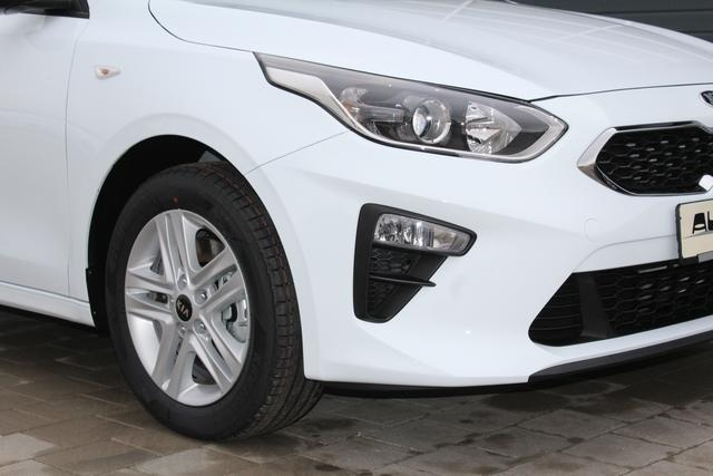 Kia Ceed Sportswagon - Exclusive 1.4 T-GDI 140 PS-Navi-Rückfahrkamera-SHZ-Klimaauto-Tempomat-Sofort