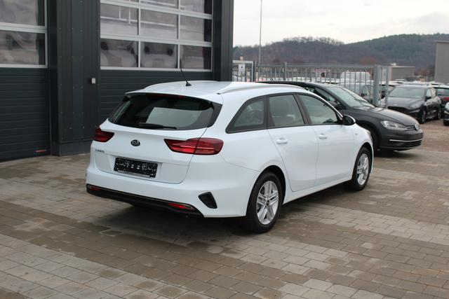 Kia Ceed Sportswagon - TOP 1.4 T-GDI 140 PS-10,25