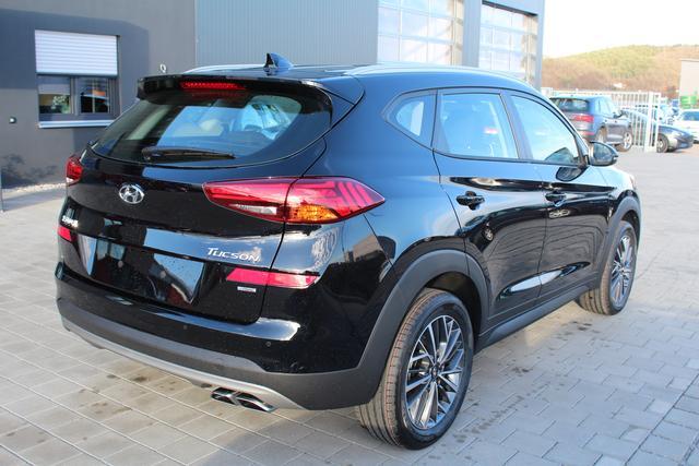 Hyundai Tucson - 1.6 T-GDI 177 PS Doppelkupplungsgetriebe-Allrad Edition-5 Jahre Garantie-Navi-Rückfahrkamera-Klimaautomatik-PDC-DAB-TOP