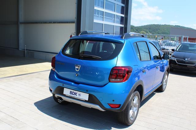 Dacia Sandero - Stepway 0.9 TCe 90 PS-Navi-PDC-Klima-Bluetooth-Tempomat-Sofort