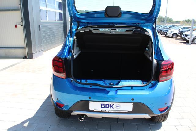 Dacia Sandero Stepway 0.9 TCe 90 PS-Navi-PDC-Klima-Bluetooth-Tempomat-Sofort