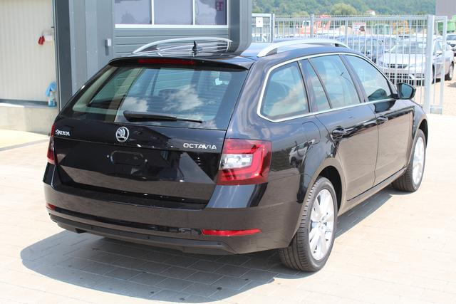 Skoda Octavia Combi - 1.5 TSI 150 PS Style-5 Jahre Garantie-Climatronic-Navi-Voll LED-Frontassistent-MFL- SHZG-PDC-TOP AKTION Sofort