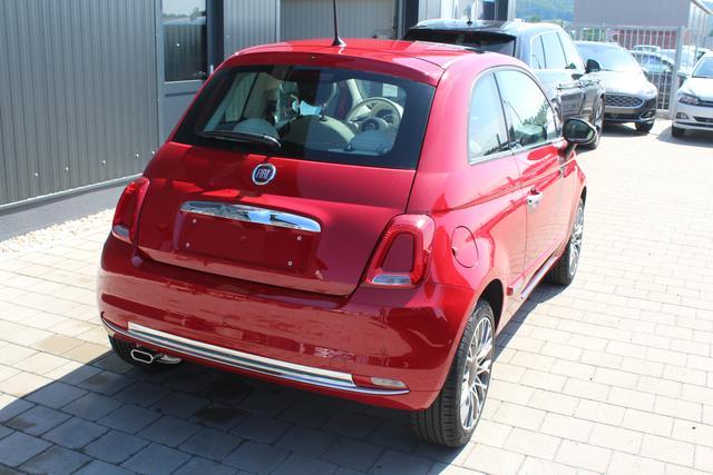Vorlauffahrzeug Fiat 500 - 1.2 69 PS Lounge-Glasdach-Klimaautomatik-PDC-Bluetooth-MFL-Tempomat Limiter-AKTION -Sofort