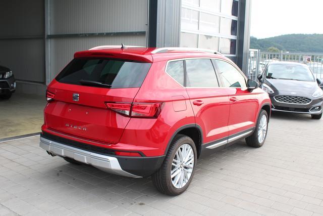 Seat Ateca - 1.4 TSI 150 PS DSG Xcellence-ACC-el.Heckklappe-LED-Navi-Sportkit-Sofort