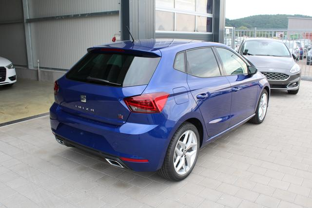 "Seat Ibiza - 1.0 TSI 116 PS FR-FrontAssist-FullLink-SHZ-17""Alu-NSW-Sofort"