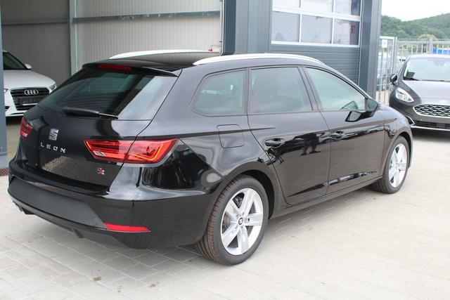 "Lagerfahrzeug Seat Leon ST - FR 2.0 TDI 150 PS-Tempomat-Bluetooth-SHZ-Climatronic-17""Alu-Sofort"