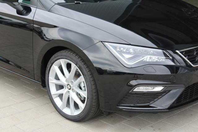 Seat Leon ST - FR 2.0 TDI 150 PS-Tempomat-Navi-2xPDC-Kamera-Bluetooth-SHZ-Climatronic-17
