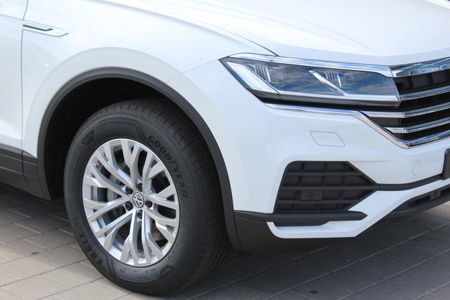 Volkswagen Touareg - 3.0 TDI 286 PS 4x4 Automatik-Panodach-SHZ-2xPDC-AHK-LED-Navi-Sofort