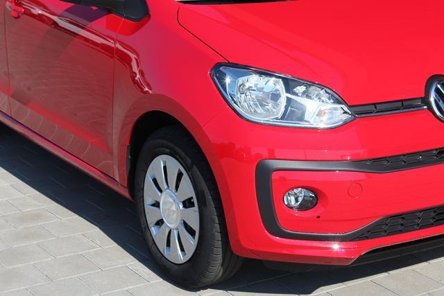 Volkswagen up! - Maraton 1.0 MPI 75 PS-PDC-SHZ-Bluetooth-4JahreGarantie-Climatronic-Sofort