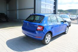 "Fabia - Ambition 1.0 MPI 60 PS-Klima-5JGarantie-15""Alu-NSW-Sofort"