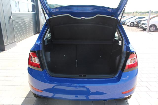 "Skoda Fabia Ambition 1.0 MPI 60 PS-Klima-5JGarantie-15""Alu-NSW-Sofort"