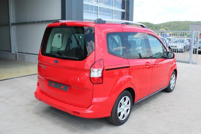 Ford Tourneo Courier - Facelift !! 1.0 EcoBoost 100 PS-Garantie 7 Jahre-Klimaautomatik-Bluetooth-SHZG-MFL-TOP AKTION