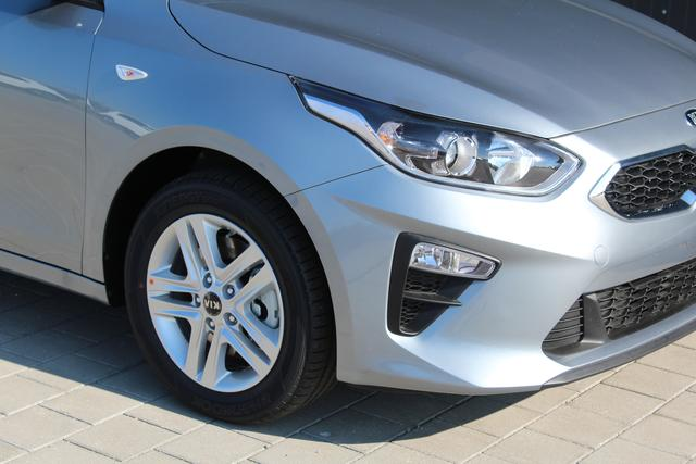 Kia Ceed Sportswagon - DER NEUE !!! 1.4 100 PS-Klimaanlage-MFL-Bluetooth-Alu-TOP AKTION-Sofort