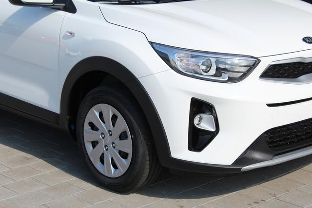 Kia Stonic - 1.4 100 PS-Klima-NSW-LederMuFu-AndroidAuto-AppleCarPlay-Sofort