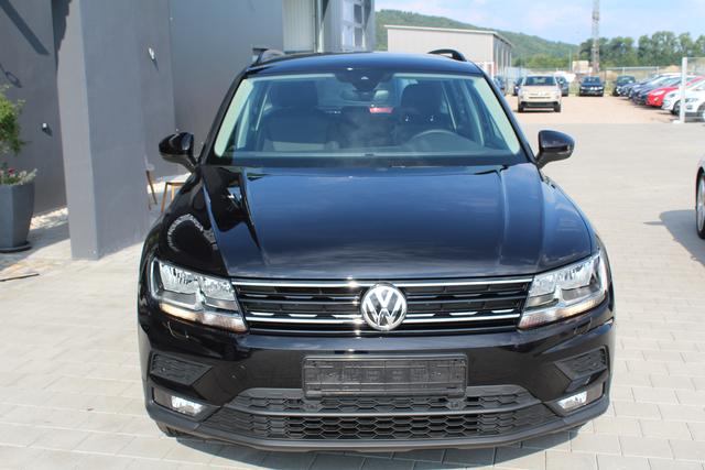 Volkswagen Tiguan - 1.5 TSI 150 PS-AppConnect-SHZ-2xPDC-NSW-Climatronic-Spurhalte-Sofort