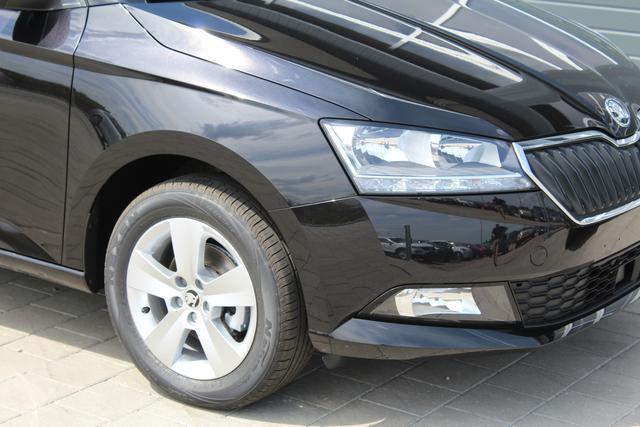 """Neuwagen Grosshändler SKODA Fabia - Ambition 1.0 MPI 60 PS-Klima-5JGarantie-15""""Alu-NSW-Sofort"""