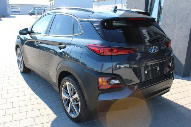 Hyundai Kona - 1.0 T-GDI 120 PS-Navi-Rückfahrkamera-18