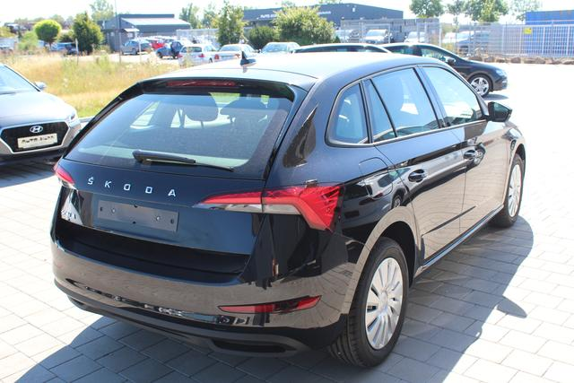 Skoda Scala - Ambition 1.0 TSI 116 PS-5 Jahre Garantie-LED Scheinwerfer-Front Assist-SHZG-Bluetooth-sofort