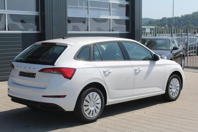 Skoda Scala - 1.0 TSI 116 PS Ambition-5 Jahre Garantie LED Scheinwerfer-Front Assistent-SHZG-Bluetooth-Sofort