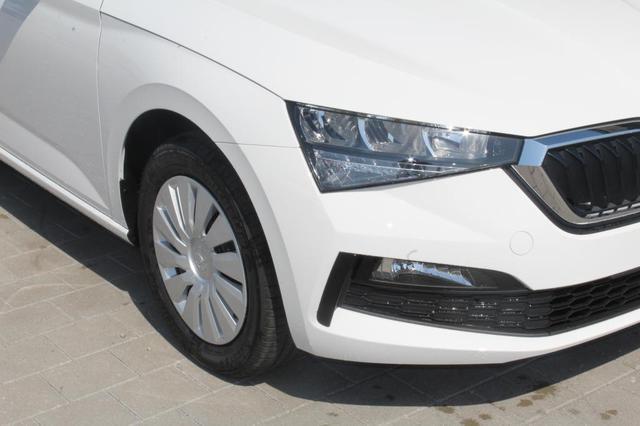 Skoda Scala Ambition 1.5 TSI 150 PS-5 Jahre Garantie-LED Scheinwerfer-Front Assist-SHZG-Bluetooth-Sofort
