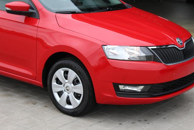 Skoda Rapid Spaceback - Active 1.0 TSI 95 PS-5JahreGarantie-Klima-Radio/MP3-NSW-Sofort