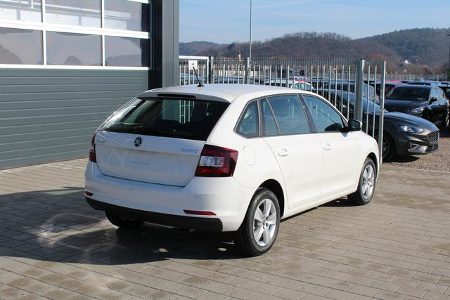 Skoda Rapid Spaceback - Ambition 1.0 TSI 95 PS-5JahreGarantie-15